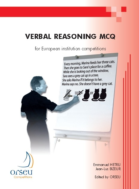 VERBAL REASONING MCQ 2012